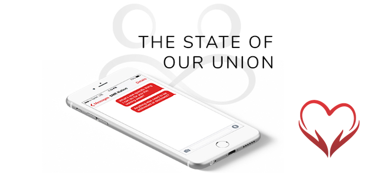 Our Newest Marriage Tool: The State Of Our Union