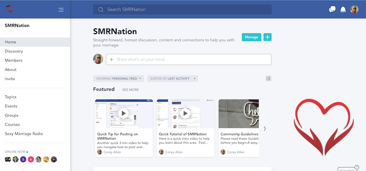 Announcing The SMRNation Community